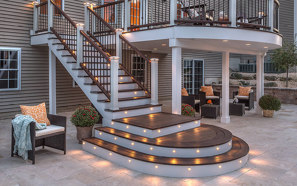 Deck Lighting: Illuminating Your Outdoor Space