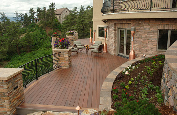breckenridge deck construction company
