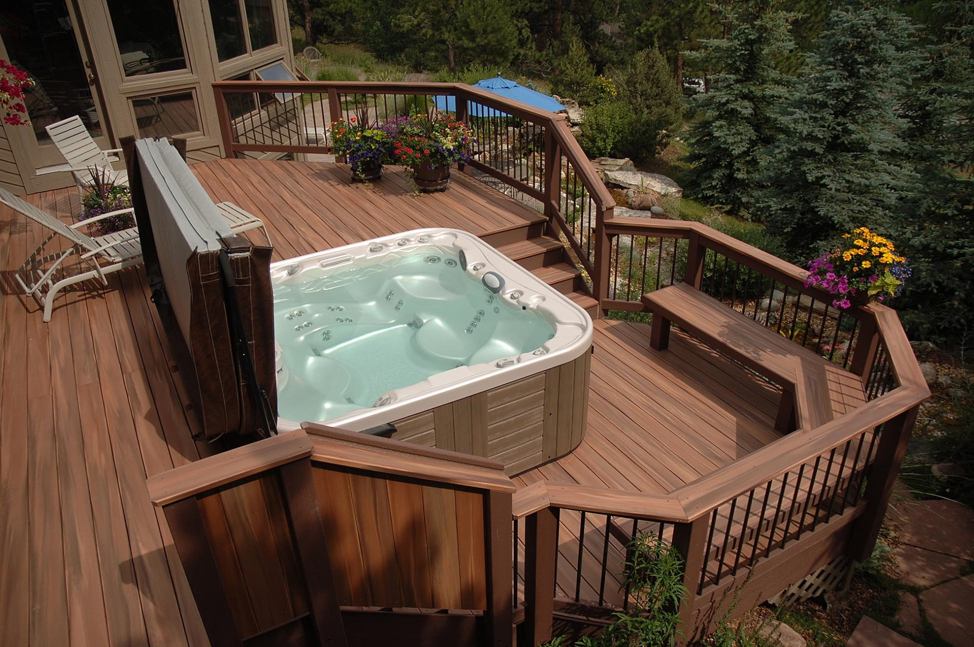 breckenridge deck builder trex contractor pro