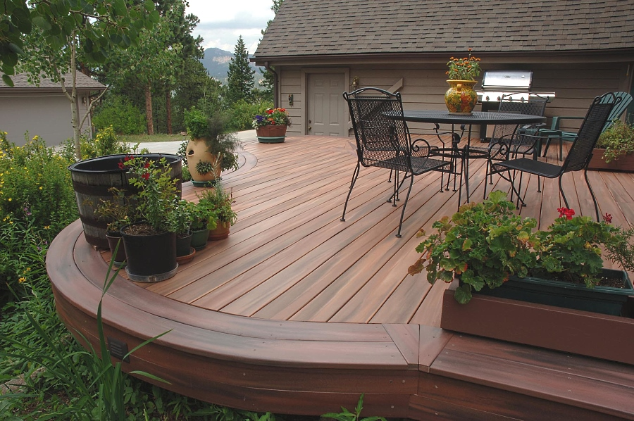 The Advantages of Composite Decking