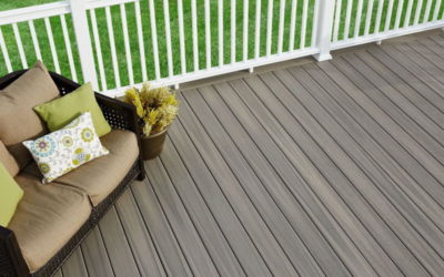 How to Properly and Safely Clean Composite Decking