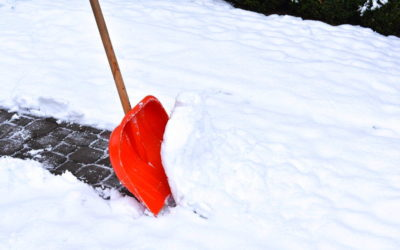 The Best Ways to Remove Snow & Ice from Composite Decking