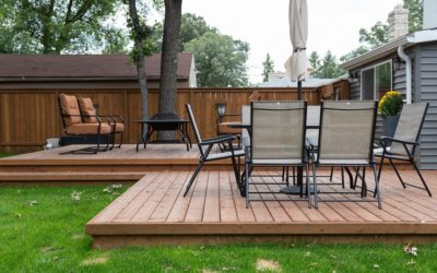 Why Ground Level Decks Can Be a Smart Choice