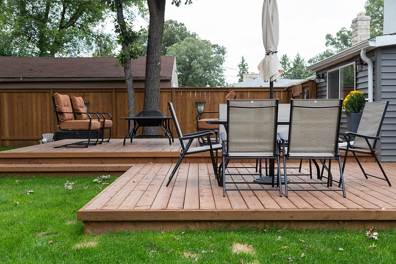 Breckenridge deck builders summit county