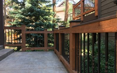 Select the Right Railing for Your New Deck