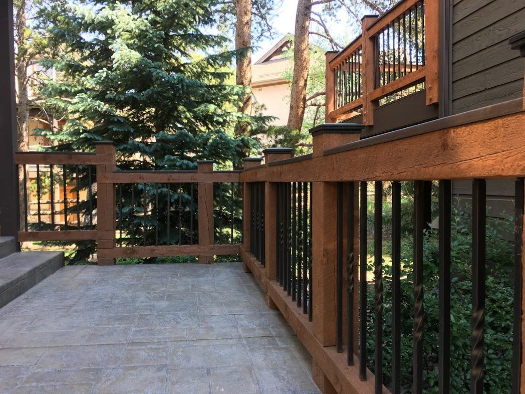 silverthorne deck builder company
