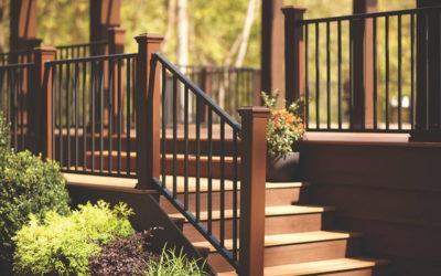 The Advantages of Aluminum Deck Railings