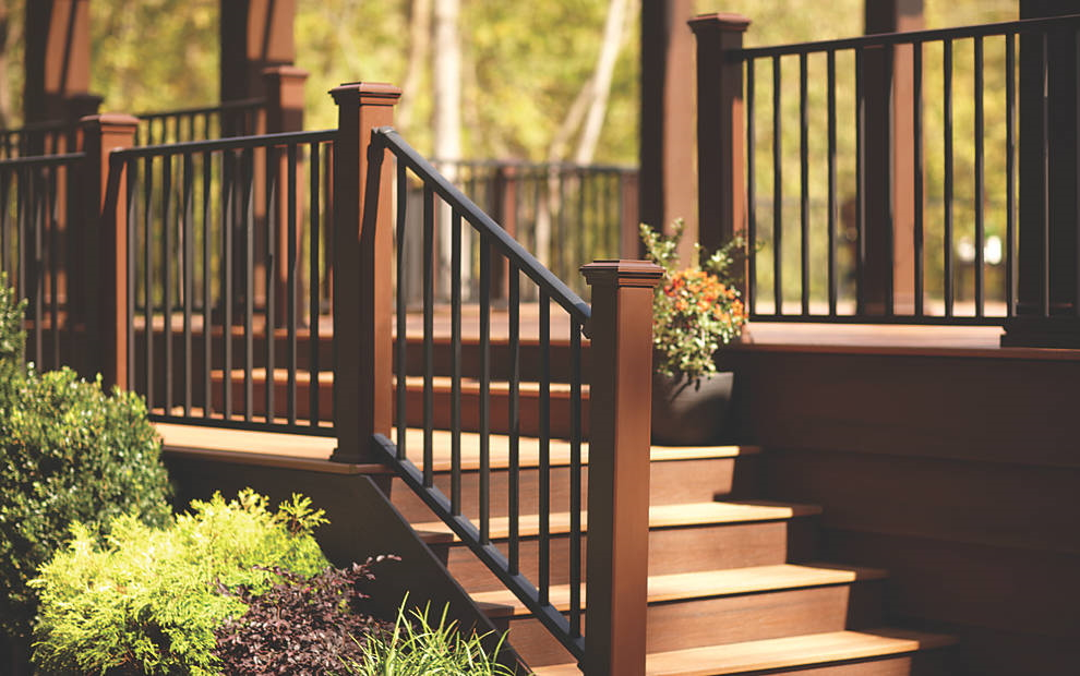 The Advantages of Aluminum Deck Railings